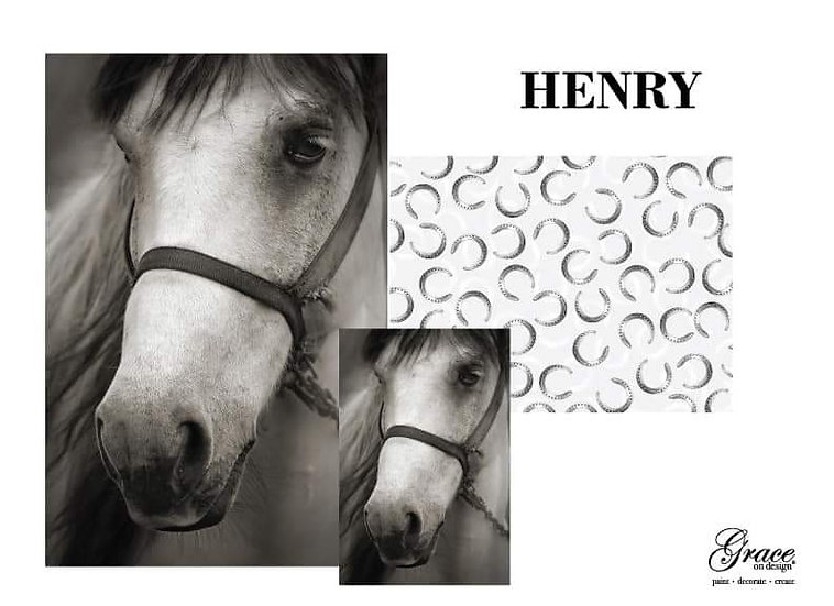 Henry - PreOrder **