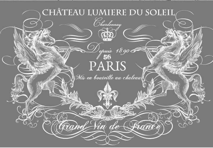 Chateau Lumiere Hokus Pokus Image Transfer