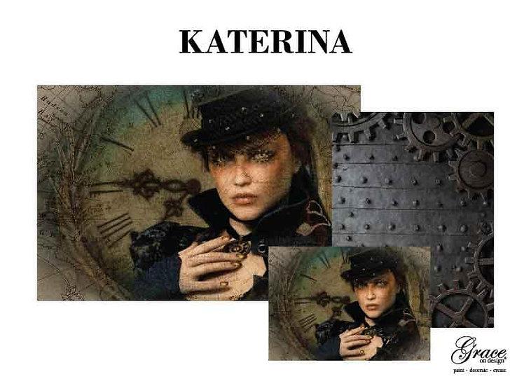 Katerina Decoupage Kit