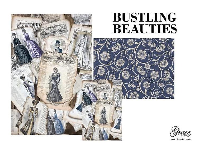 Bustling Beauties - PreOrder*