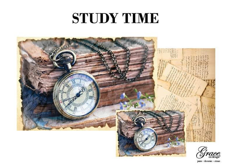 Study Time - PreOrder*