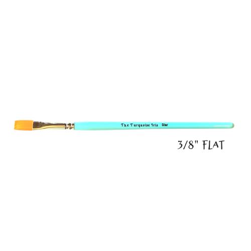 STAR 3/8″ FLAT TTI Hobbyist Collection
