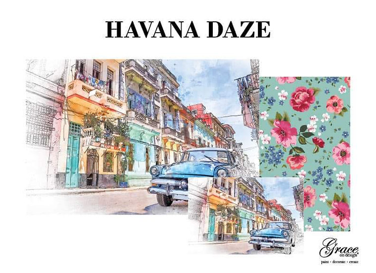 Havana Daze - PreOrder **