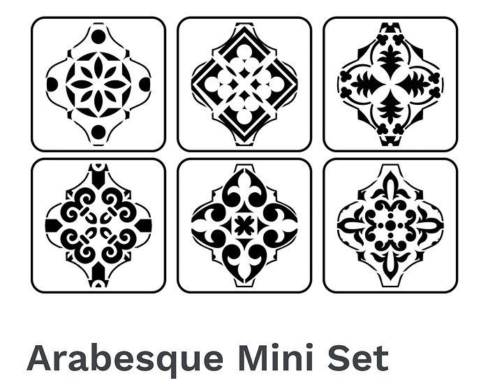 Arabesque Mini Set