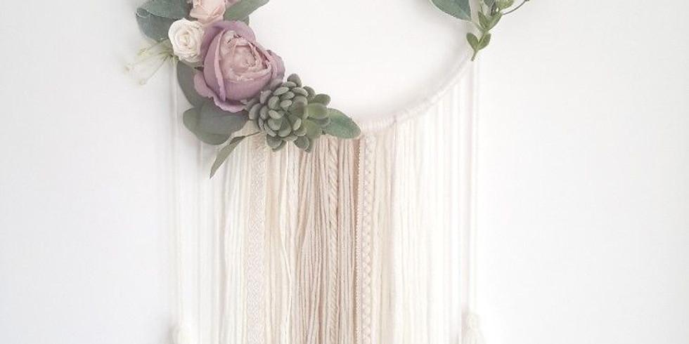 Bohemian DIY Wreath Event