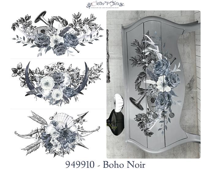 PREORDER Boho Noir Transfer - Scheduled to arrive 1/10/21