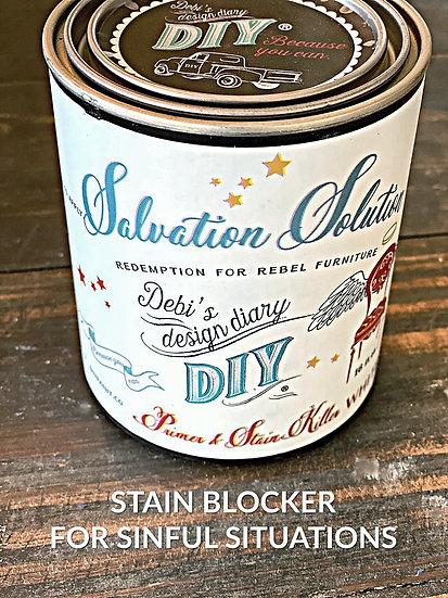 Wood Stain Blocker