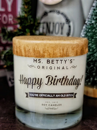 Ms. Betty's Soy Candles
