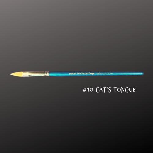 CAT'S TONGUE 2400 Iris Pro Collection