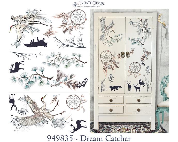 PREORDER Dream Catcher Transfer - Scheduled to arrive 1/10/21