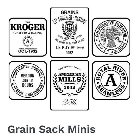 Grain Sack Minis