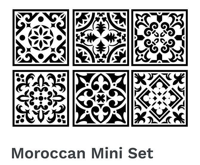 Moroccan Mini Set