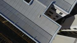 Inspeção de telhado - MRV