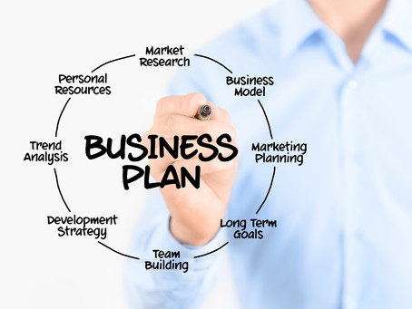 Training: How to Create a Business Plan for your New Idea