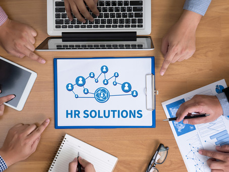 Setting up the HR Functions for your Business