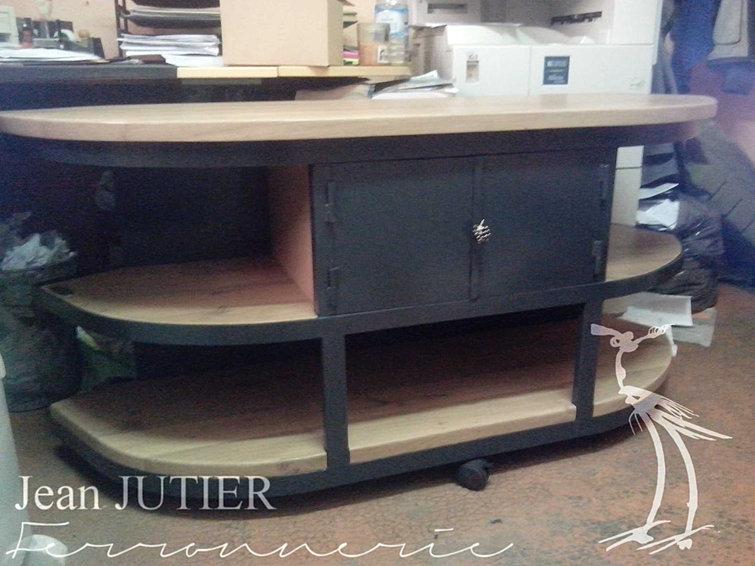 ferronnerie jean jutier mobilier hifi. Black Bedroom Furniture Sets. Home Design Ideas