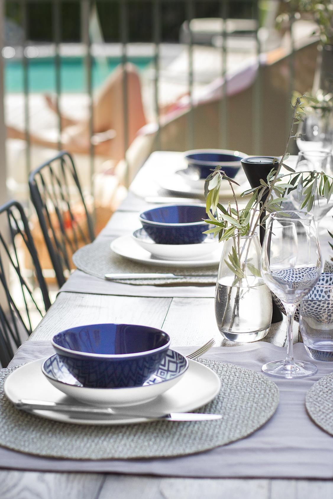 Photo Table terasse Hôtel
