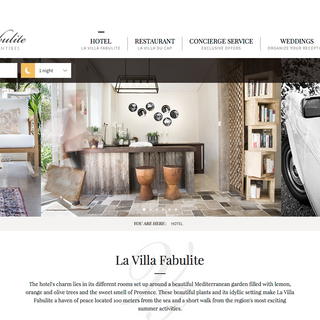 La Villa Fabulite