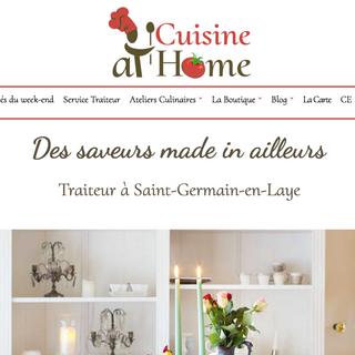 Cauisine at Home