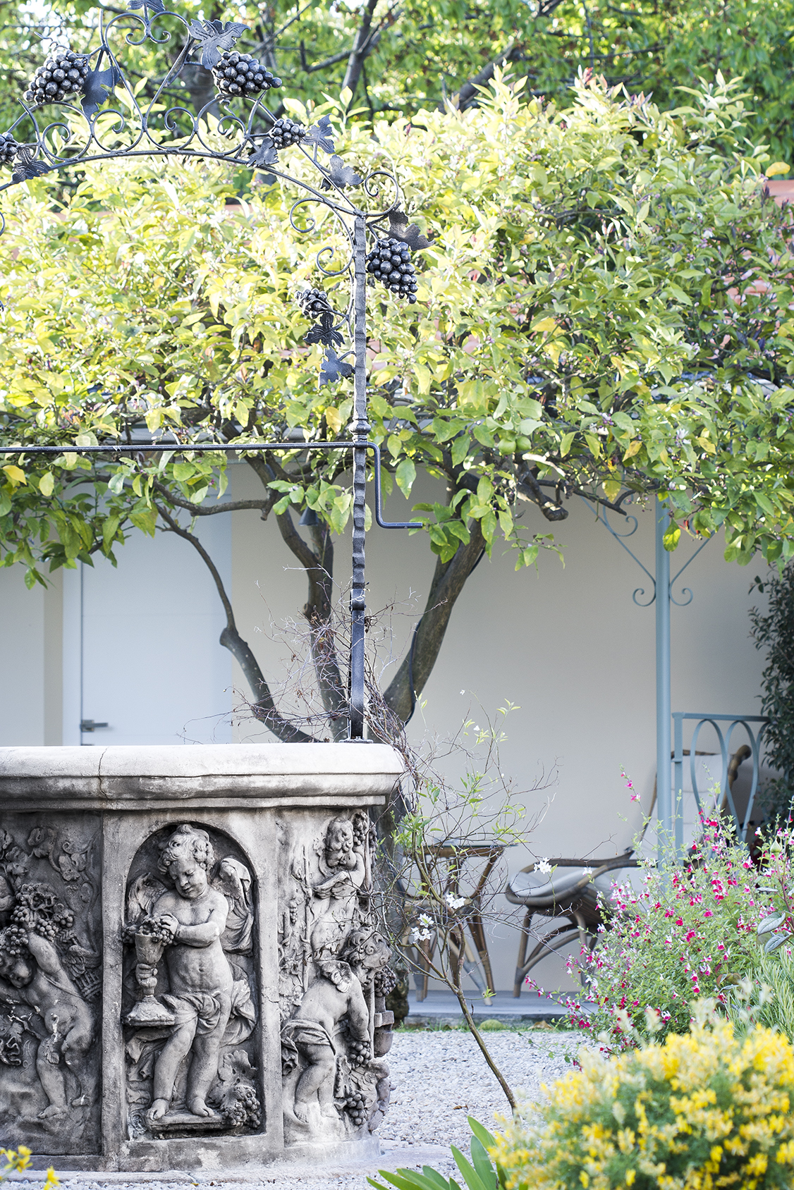 Photographie Jardin Hôtel