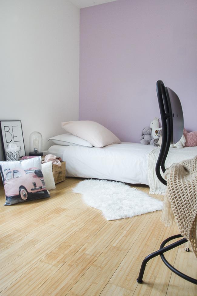 Chambre fille rose photos pro