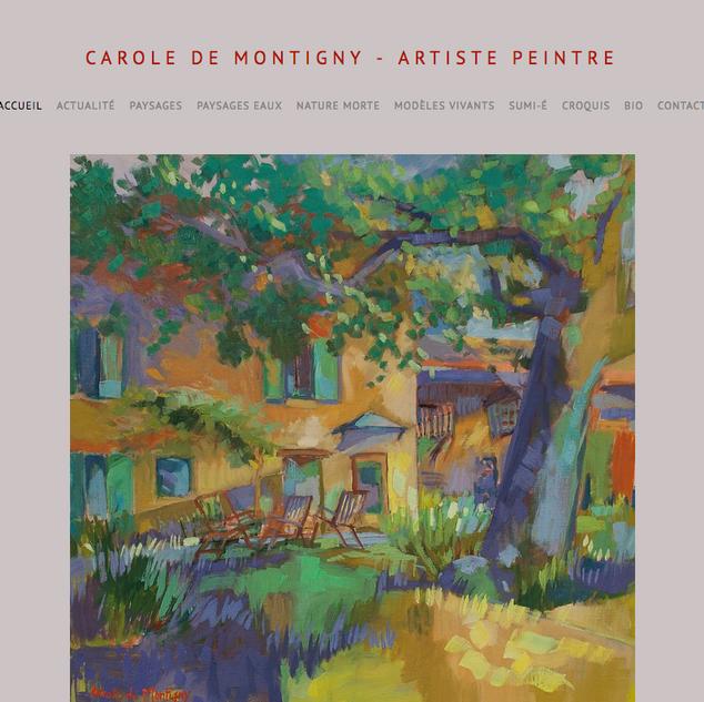 Carole de Montigny
