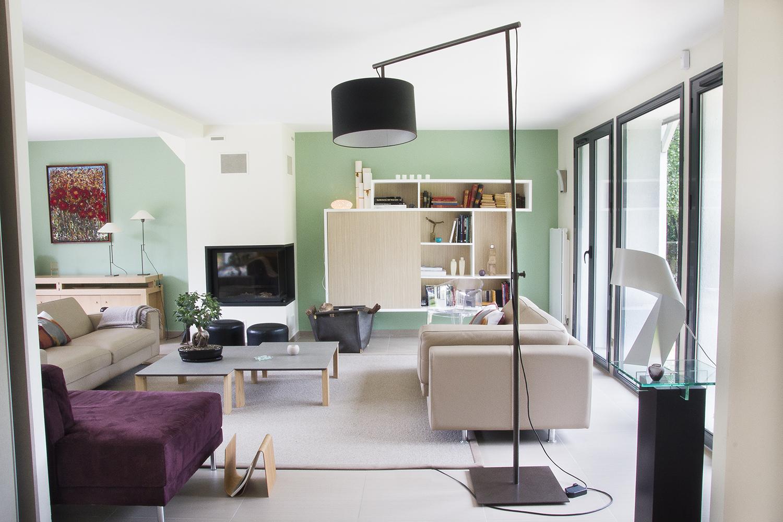 Photographier Interieur salon