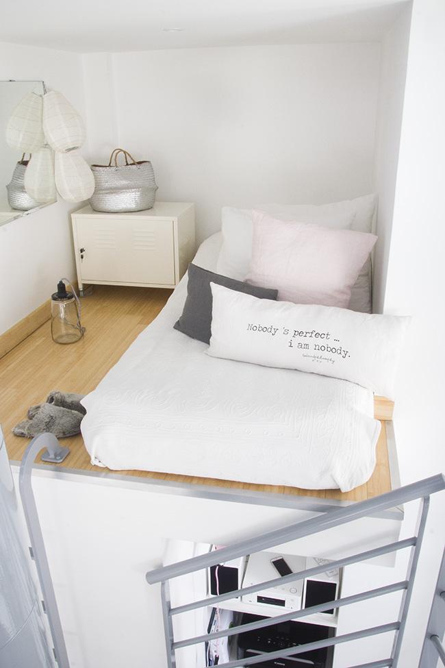 Cosy & blanc Photo d'interieur