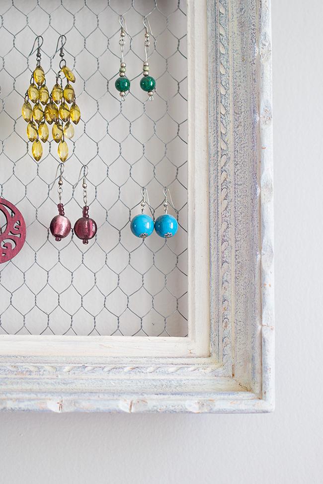 Photo cadre bijoux Paris