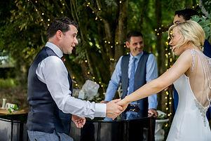 Bride, wedding day, groom, wedding piano, wedding ceremony, wedding music