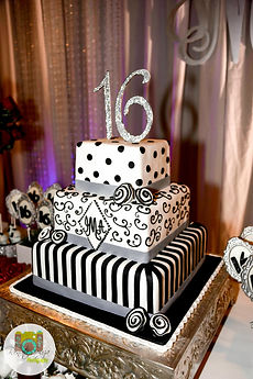 Sweet Sixteen & 15th Birthday Photos