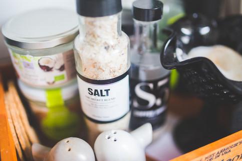 To Salt or Not to Salt?