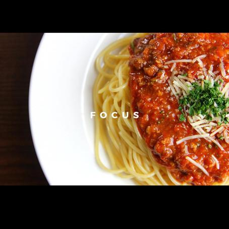 芝士焗肉醬意粉Cheese baked spaghetti Bolognese
