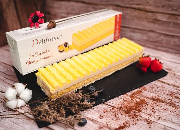 Délifrance熱情芒果千層蛋糕
