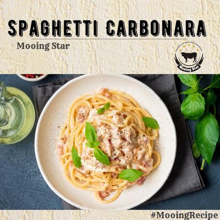 卡邦尼意粉Spaghetti Carbonara