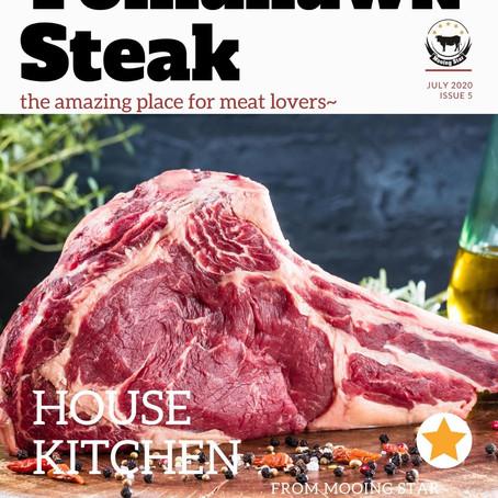 慢煮斧頭扒Tomahawk Steak