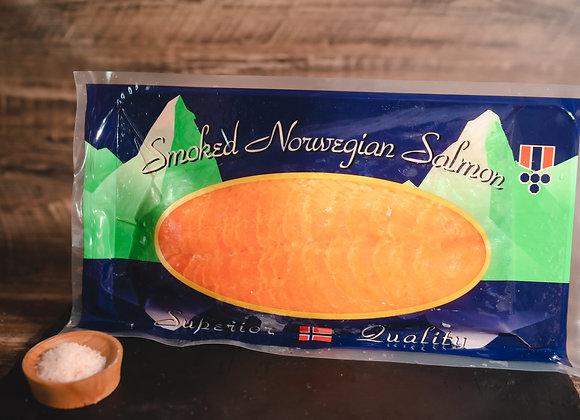 挪威急凍切片煙三文魚