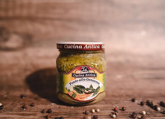 意大利羅勒香草意粉醬