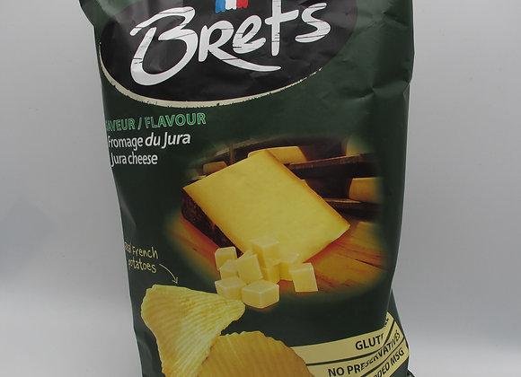 法國Bret's 甘地芝士味薯片