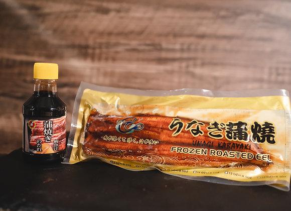 原條蒲燒鰻魚
