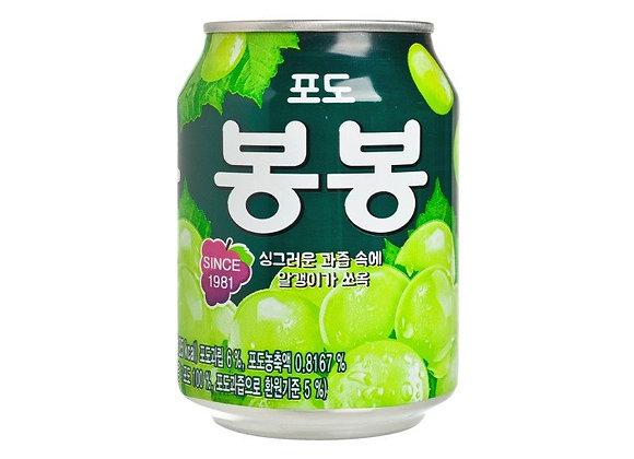 韓國海太粒粒提子汁