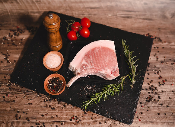 英國EMMETT'S無添加激素天然豬法式豬架