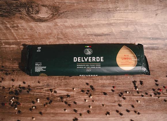 Delverde No.12 扁意大利粉