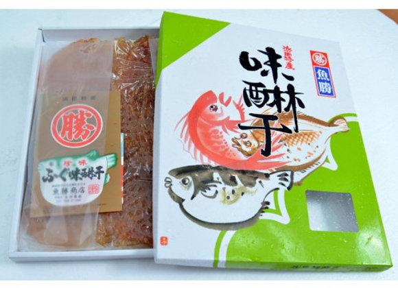 日本急凍味醂雞泡魚乾(500g)