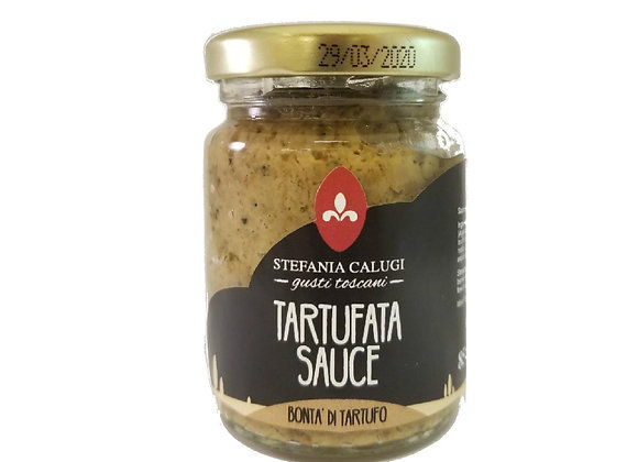 Stefania Calugi 意大利牛肝菌黑松露醬15% (85g)