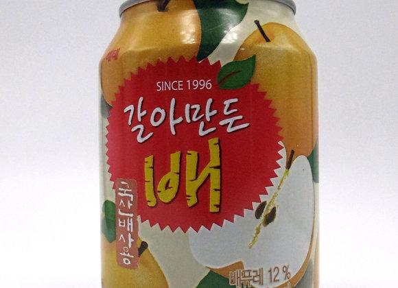 韓國海太梨汁