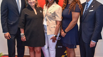 PHASE 2 CONSULTING PARTNERS WITH MASTERCARD FOR ANNUAL DINNER HONORING THE NUL BOARD OF TRUSTEES
