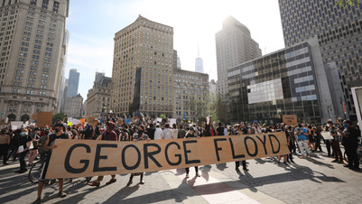 Many Ask How, Beyond Protesting George Floyd's Death, They Can Be Part Of Making Change