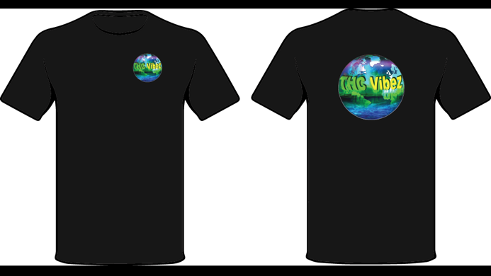 THC Vibez T-Shirts