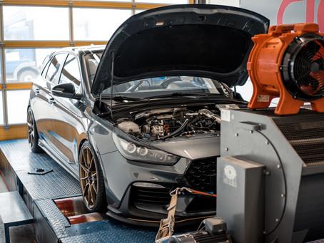 Hyundai i30N Performance Stage 3 für die Rennstrecke - Einmal alles bitte!